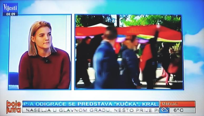 Gostovanje 6 Marija TV vijesti 2
